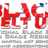New Black Belt Registered